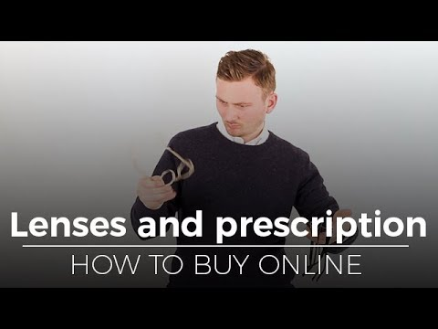 Select Your Lenses and Enter Your Prescription | How To Buy Online