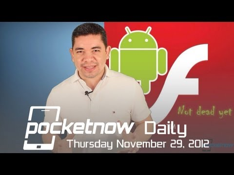 iPhone 5 Goes Unlocked, Nexus 10 Review, Adobe Flash On Jelly Bean & More - Pocketnow Daily