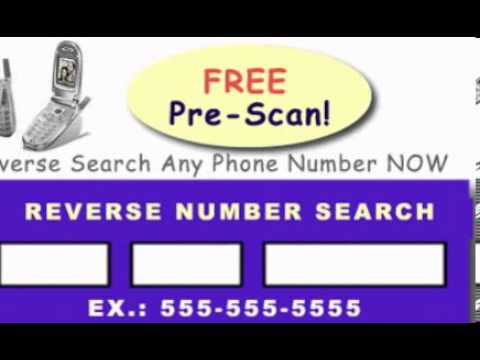 Reverse Phone Lookup With Name Results FREE Work 100%