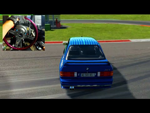 Assetto Corsa Xbox One - How Does Drifting Feel ?? w/Wheel