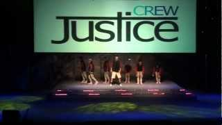 Justice Crew - Friday To Sunday (Live at Dufan)