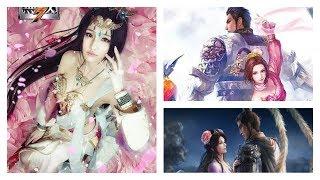Kisah Cinta Antara Lu Bu & Diao Chan (Arena of Valor, Heroes Evolved, Dynasty Warrior)