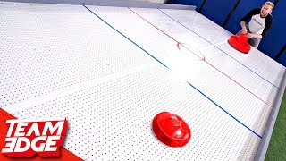 GIANT Air Hockey!!