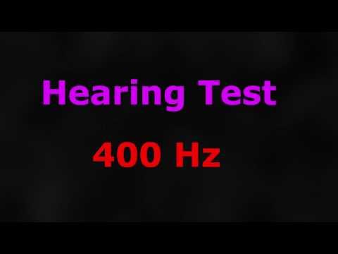 Hearing Test 2