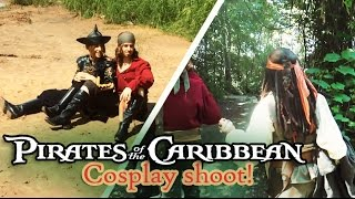 Pirates of the Caribbean [At World's End] cosplay photoshoot!