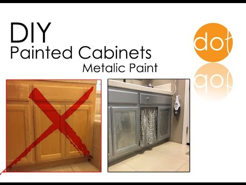 Transform oak cabinets with paint create a contemporary look on a small budget