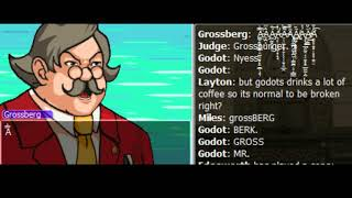 Attorney Online - Grossberger gets shot because he is fat and a coffee whore