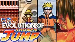 JUMP ULTIMATE STARS V3: NARUTO, DRAGON BALL, BLEACH, ONE PIECE
