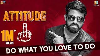 Attitude 1.0 Ft Manu || Pakkinti Kurradu || Tamada Media