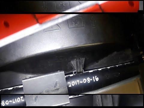 Replace Trailblazer Radiator 2002