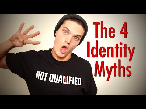 The 4 Identity Myths (Jon Jorgenson)