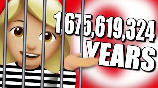 Download Getting a BILLION YEARS in Bitlife Prison (I BROKE THE GAME) Video