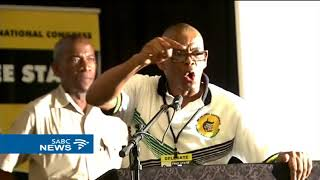 Ace Magashule addresses ANC Free State Provincial Conference