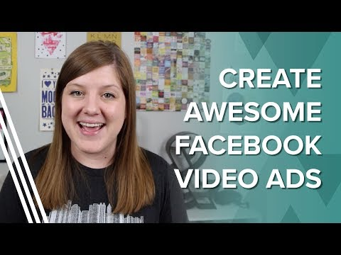 Facebook Video Ads - Make Awesome Videos with These Video Ingredients