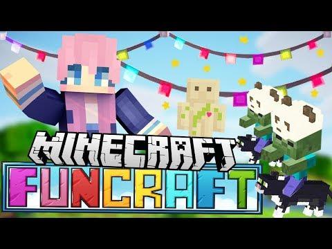 Killer Zombie Cats | Ep. 4 | Minecraft FunCraft