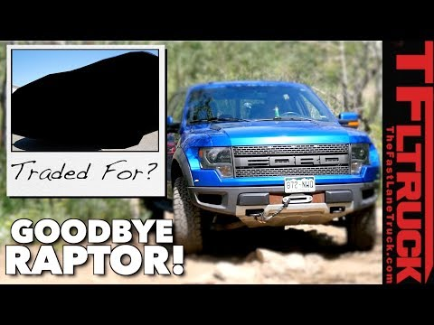 Seriously, You'll Never Guess What We Just Did With TFL's Ford Raptor!