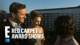"""Armie Hammer Has Been Called a """"Piece of Toast""""?! 