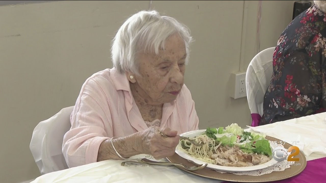 107-Year-Old Shares The Secret To A Long Life
