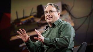 The mind behind Linux   Linus Torvalds