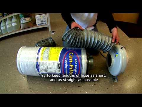Carbon Filter Installation720p