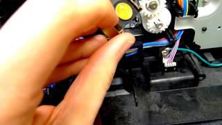 fix printer hp laerjet pro mfp M127fn fuser problem Episode2