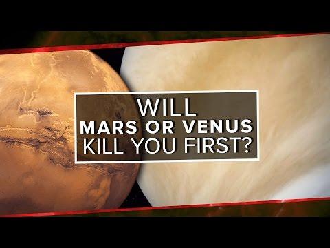 Will Mars or Venus Kill You First?   Space Time   PBS Digital Studios