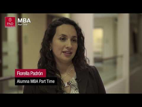 MBA Part Time - Fiorella Padrón