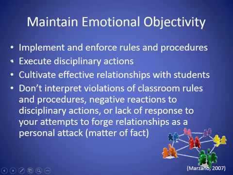 Establishing and Maintaining Effective Relationships