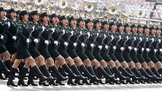 Desfile Militar Chinês 2019 | HD Completo