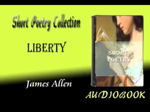 Liberty James Allen Audiobook Short Poetry