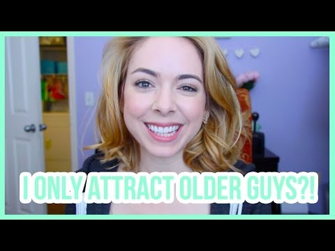 I Only Attract Older Guys?!