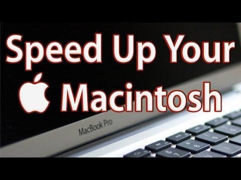 How To Make Mac Faster | Clean My Mac 2018