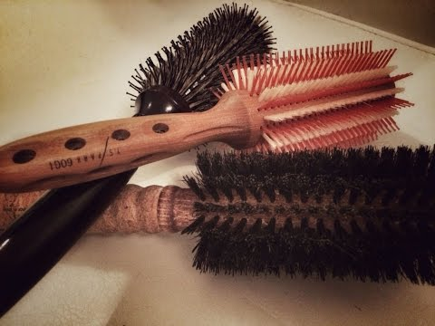 3 of the best round brush hairbrushes for all budgets (YS Park, Ibiza hair, Head Jog)