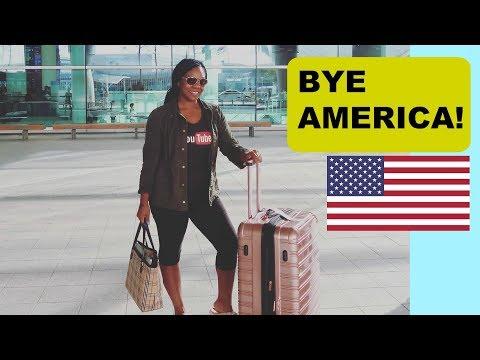 Bye Bye America ✌