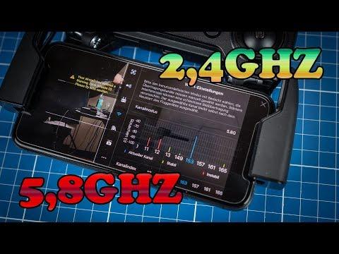DJI Mavic Air #20 - 2,4GHz und 5,8GHz Band wechseln [deutsch/german]