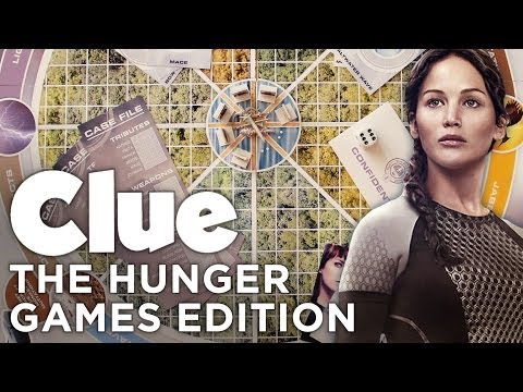 Clue: The Hunger Games Edition