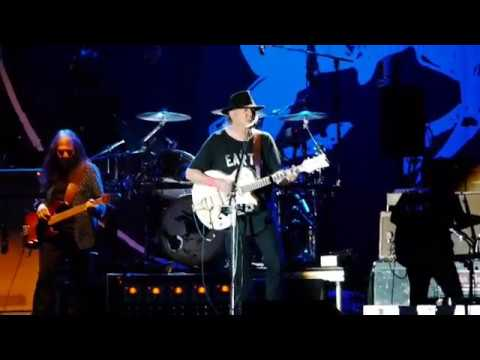 Neil Young in Dresden, 26.07.2014