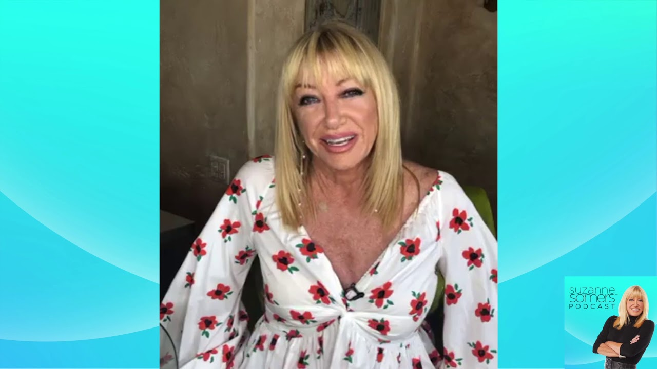 How To Reinvent Yourself - Suzanne Somers