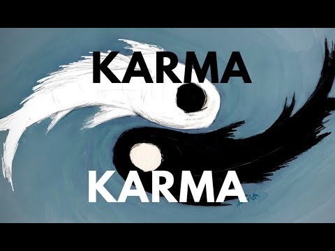 KARMA | WHAT IS IT, REALLY? | North Node/South Node In Astrology | Hannah's Elsewhere