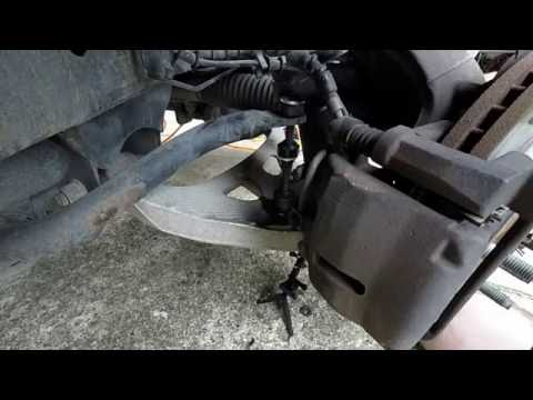 2006 Ford F-150 Lariat - Front Sway Bar Link Replacements