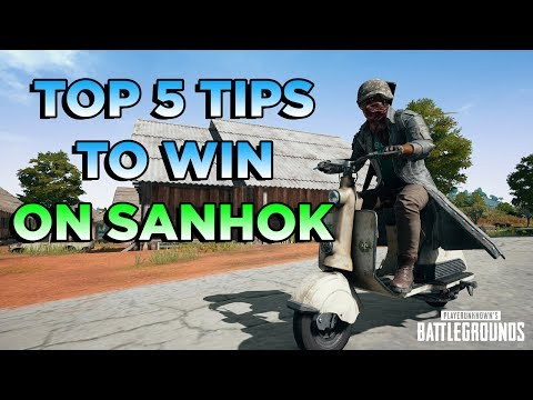 Xxx Mp4 TOP 5 TIPS TO WIN ON SANHOK PUBG GAMEPLAY GUIDE 3gp Sex