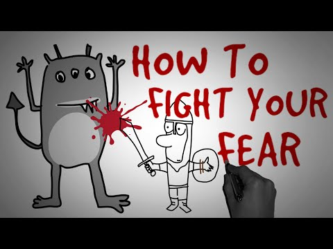 🤗 FEEL THE FEAR AND DO IT ANYWAY 🤗 - SUSAN JEFFERS - ANIMATED BOOK REVIEW
