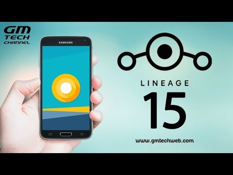 LineageOS 15 for Galaxy S5 (Android 8.0 Oreo)