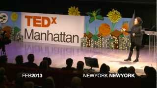 How I did less and ate better, thanks to weeds   Tama Matsuoka Wong   TEDxManhattan