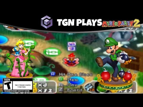 TGN Plays - Mario Party 2 [ $20 Eshop  Card Giveaway ]