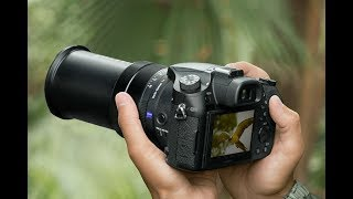 Sony RX10 IV Debuts With