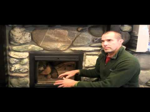 How to work the CCHRC masonry heater