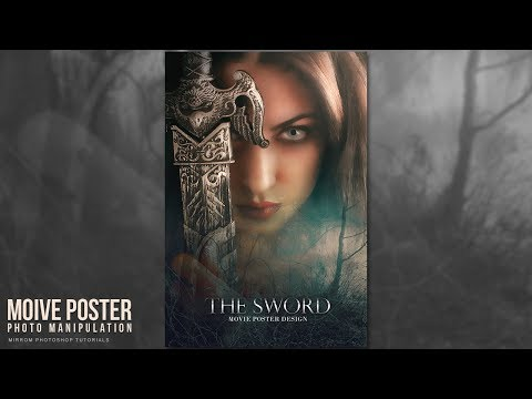 Creating Movie Poster Concepts Photoshop Tutorial