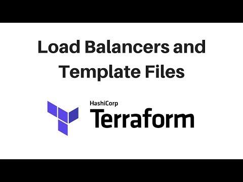 Terraform Basics 4: Automatically Configure Load-Balanced Web Servers