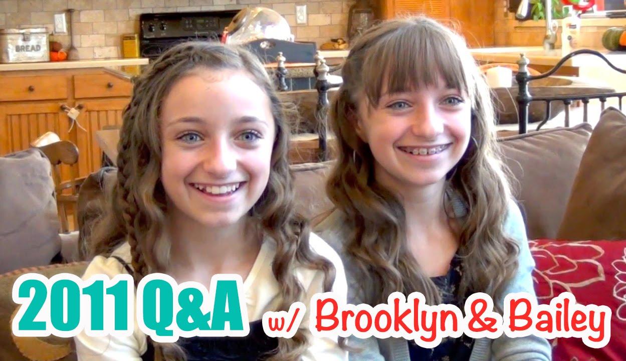 Brooklyn & Bailey 2011 Q&A | 5-Year Throwback